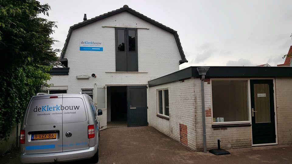 Rond Huis Bouwen : Huis laten bouwen bilthoven bouwbedrijf de klerk bouw